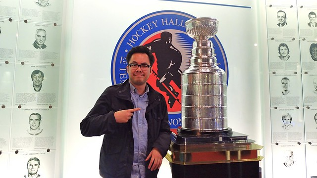 Hockey Hall of Fame | Toronto, Ontario