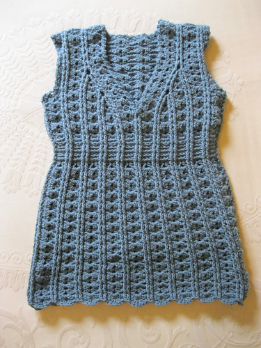Unchain My Heart tunic for Freya