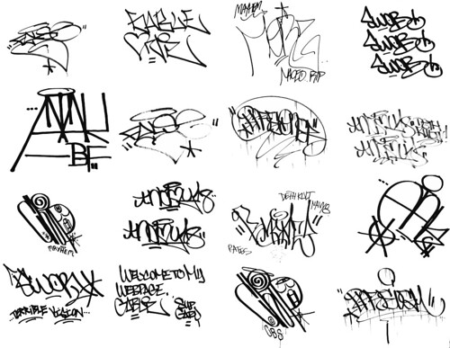 Last call for DKLT handstyles! by carnagenyc