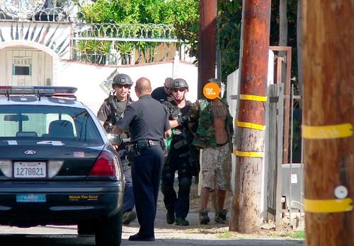LAPD Venice Beach Arrest