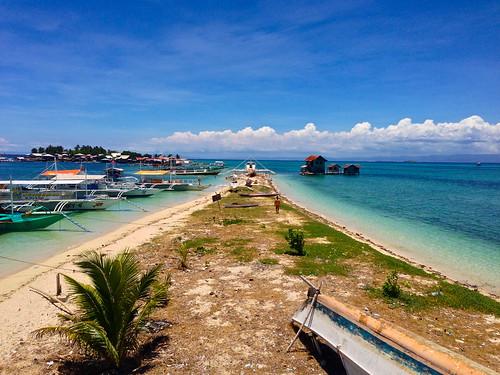 Island Hopping in Cebu, Philippines