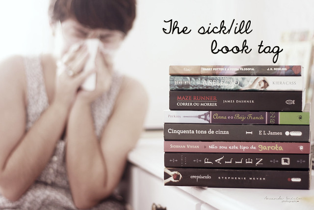 The Sick/ill book tag