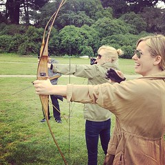 archery, weapon, longbow, sports, recreation, outdoor recreation, target archery, bow and arrow,