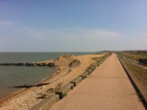 Walk Birchington to Herne Bay 25-4-2013 007