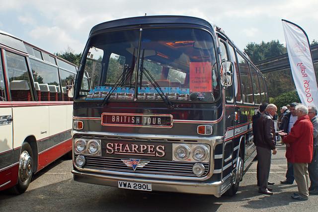Sharpe, Nottingham - VWA 290L