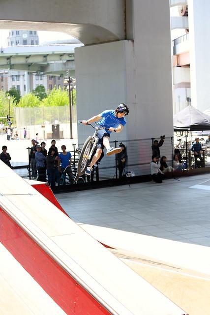 ENJOY BMX CONTEST 2013