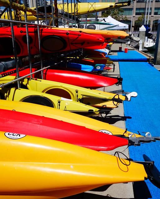 Kayak dating london