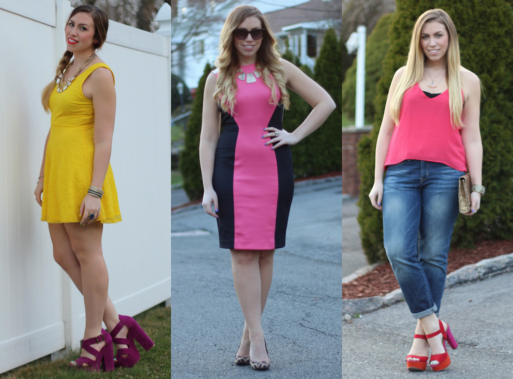 Living After Midnite: April Outfits