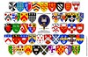 Heraldry of University of Oxford Constituent Colleges and Permanent Private Halls by The Happy Rower