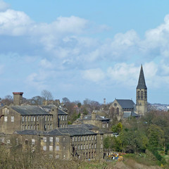 Thornton, from the Viaduct