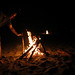 Bonfire at Nagsasa Cove - 3