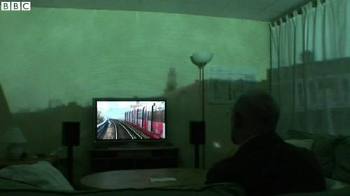 180 laipsnių vaizdas   TV ateitis