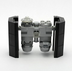 12. TIE Bomber Bottom