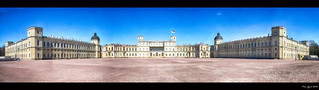 The Great Gatchina Palace. Большой Гатчинский Дворец.