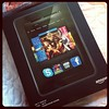 Squeaks!! So excited! Yay! #kindlefireHD