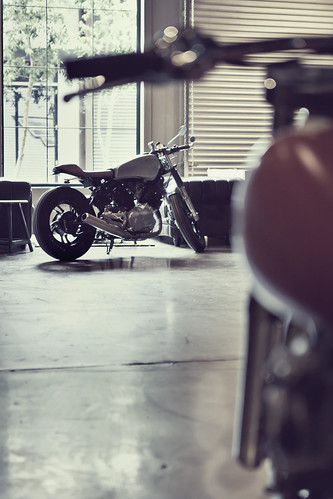 XJR Cafe by Extreme Ben