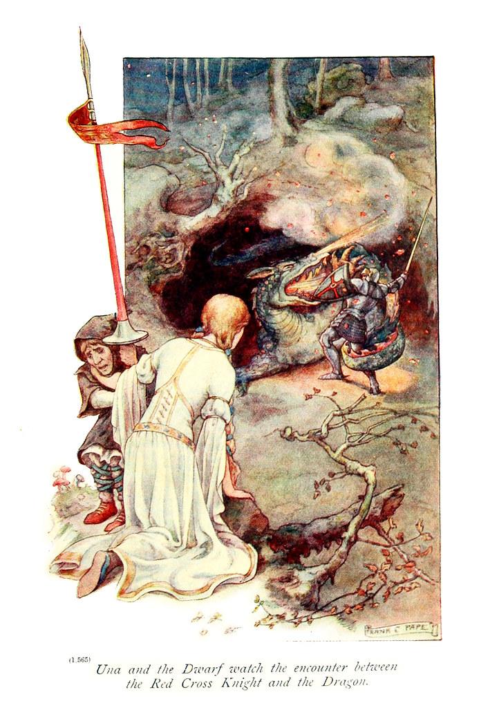 faerie queene as an allegory essay