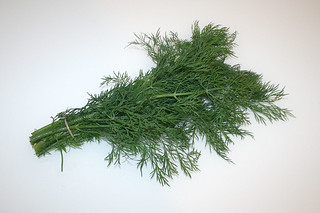 05b - Zutat frischer Dill / Ingredient fresh dill