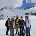 Guests to the icefield