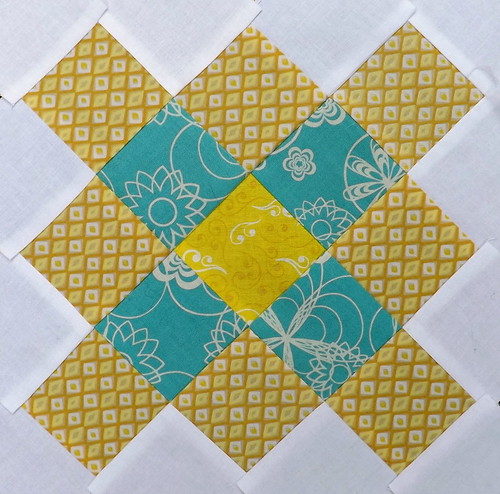 Granny Block Bee 19