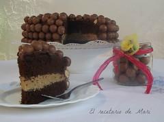 Tarta Maltesers 60