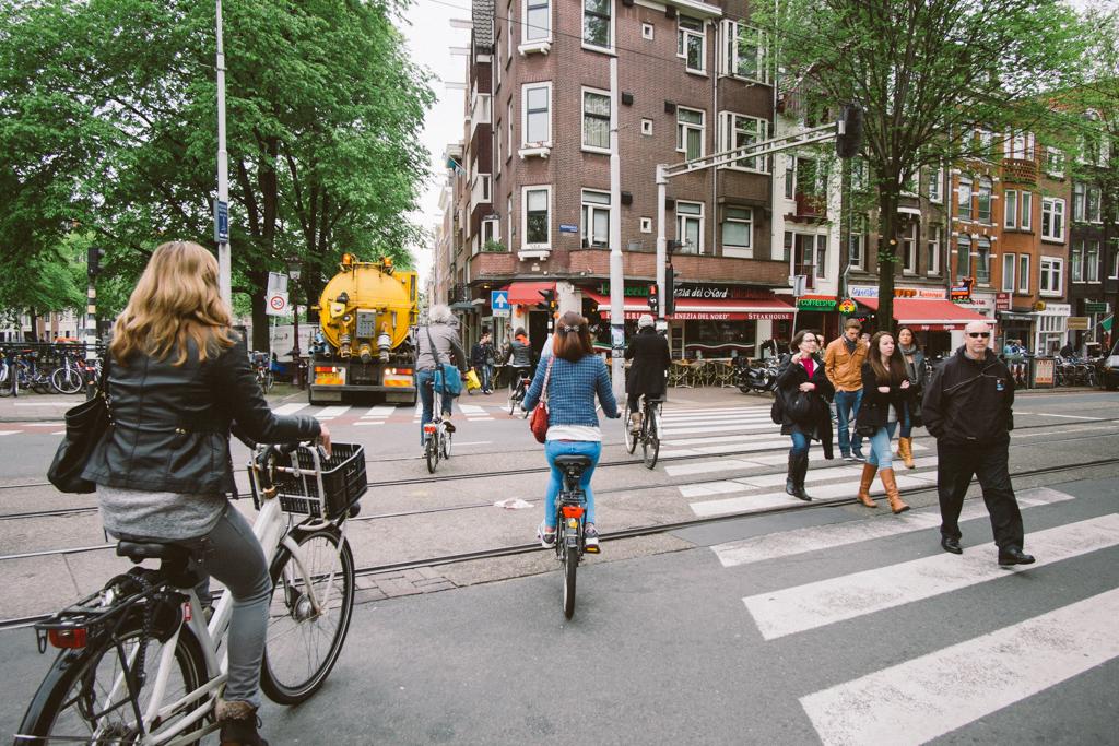 阿姆斯特丹 Amsterdam 踩單車 Amsterdam 踩單車 轆轆遊記。在 Amsterdam 踩單車的幾種路 15780340172 93d885d110 b