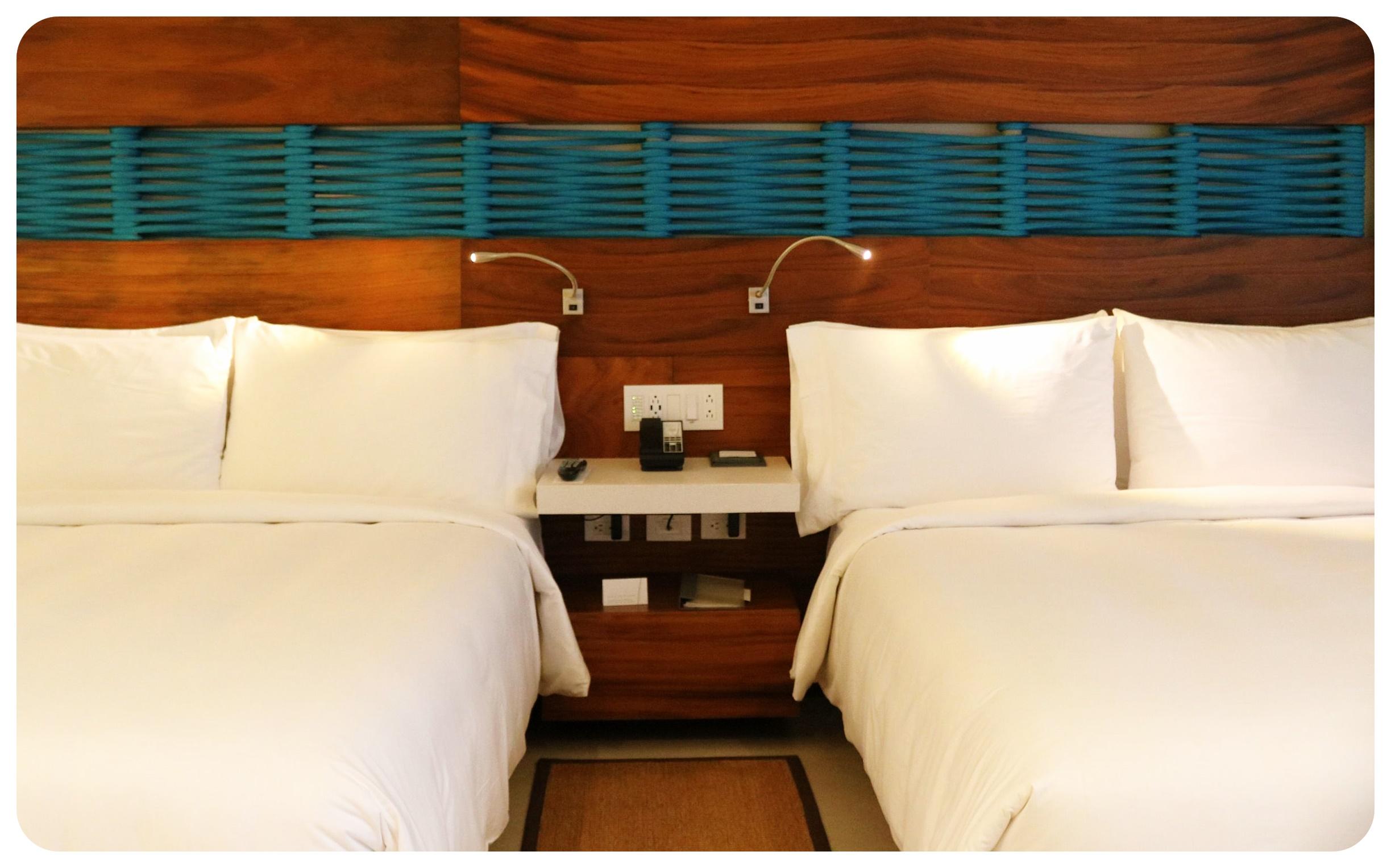 grand hyatt playa del carmen beds