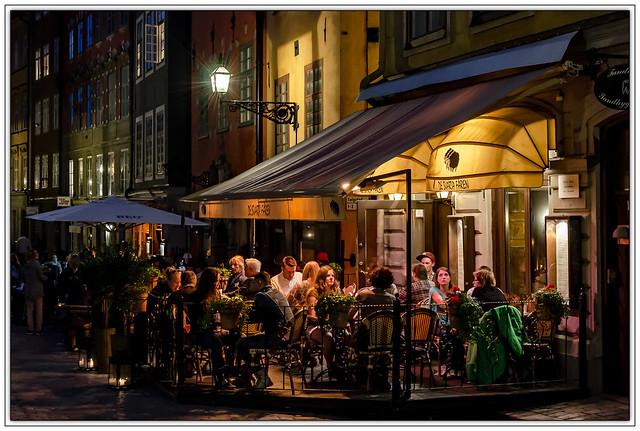 Stockholm; Gamla Stan