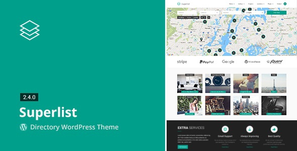 Superlist v2.8.5 - Directory WordPress Theme