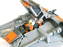 T-47 -- Cockpit Detail