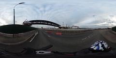 MCK ZIL footway bridge construction