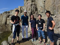 20160907Lab trip to Fukui