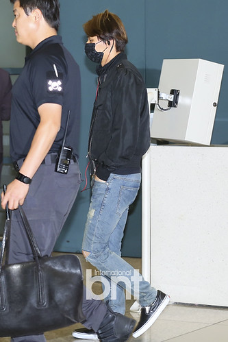 Big Bang - Incheon Airport - 15jun2015 - BNT - 08