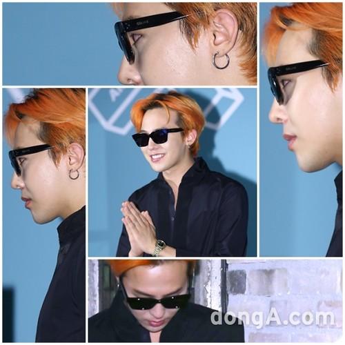 G-Dragon - Airbnb x G-Dragon - 20aug2015 - dongA - 07