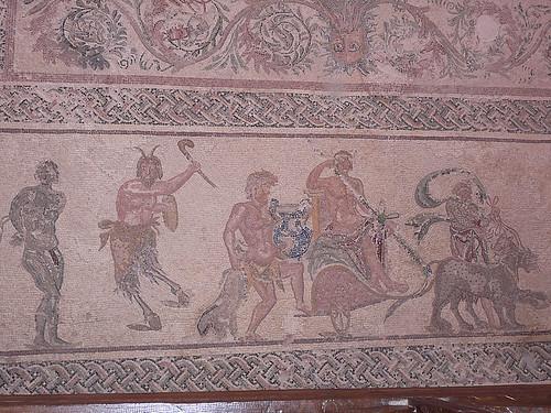 Pafos – vítejte v Dionýsově vile nejkrásnějších mozaik
