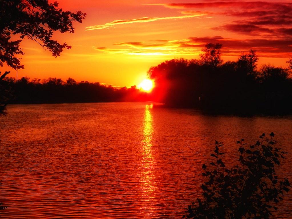 Deep-Sunset