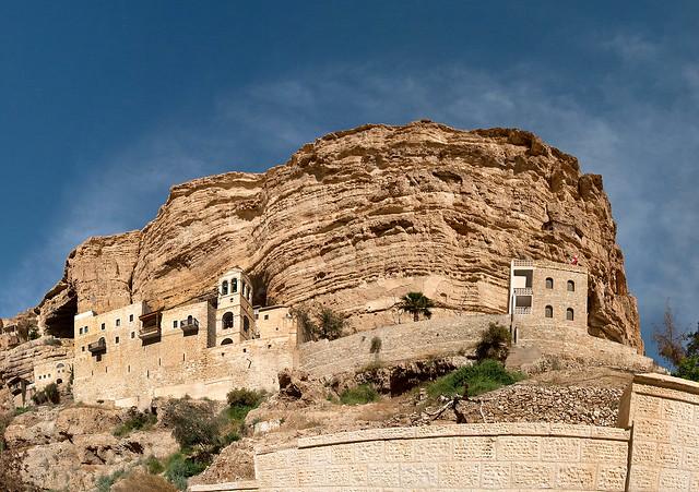 St. George's Monastery (Wadi Qelt)