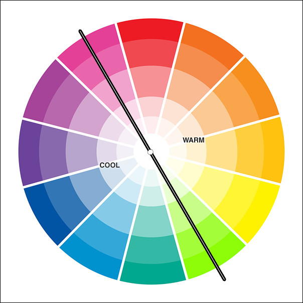 Warm Cool Color Wheel Flickr Photo Sharing