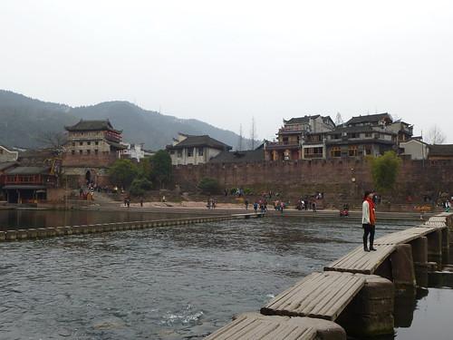 Hunan13-Fenghuang-Ville-Rive Nord (75)