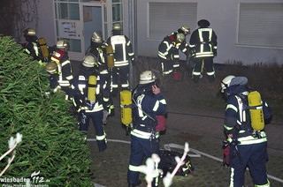 Kellerbrand Erbenheim 04.04.13