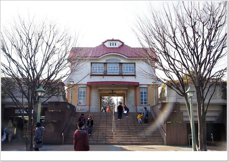 【旅遊】東京散策 「 Rose の田園調布「東京第一」別墅街半日私房路線」