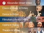 Alexander Street Video