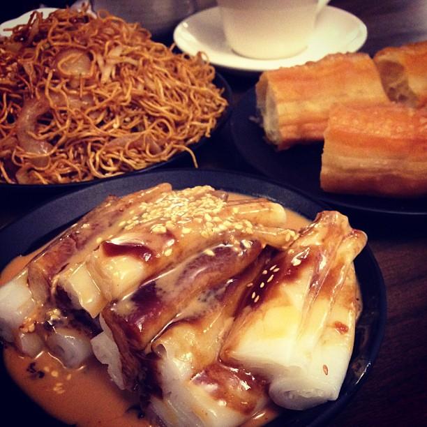 傳統中式早餐。 Traditional Chinese Breakfast.   Flickr - Photo ...