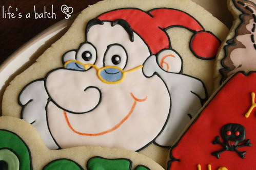 Smee cookie.