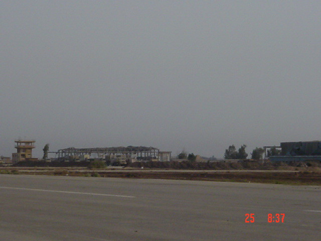 Iraqi Airfield