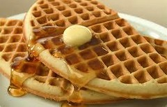 Waffles for Writers Wednesday