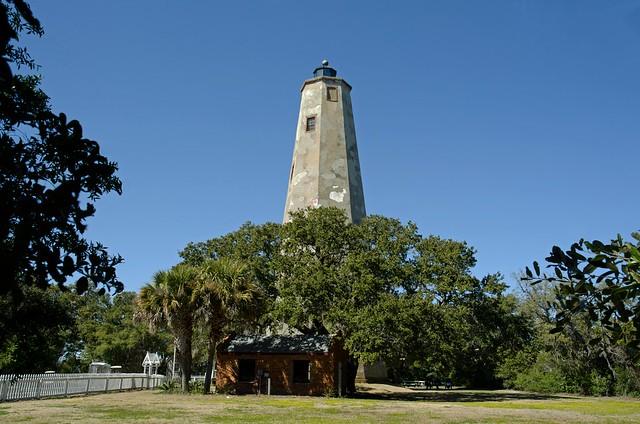 Bald Head Island Lighthouse, NC