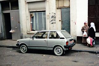 Suzuki SS80 Belgium