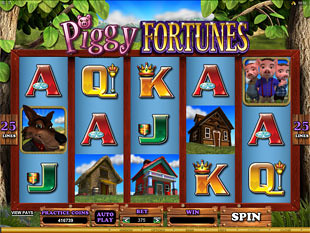 Piggy Fortunes slot game online review