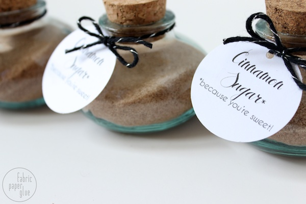 DIY Shower Favors 15